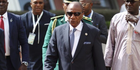 Coup d'État en Guinée : trouvé dans ses appartements privés, Alpha Condé avait 30 millions d'euros dans ses coffres
