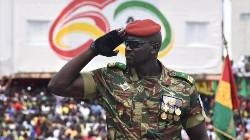 Guinée : cette tentative de putsch est menée par les éléments du Groupement des forces spéciales (GPS)