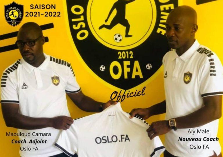 Oslo FA : Aly Mal remplace Moustapha Seck à la tête du club