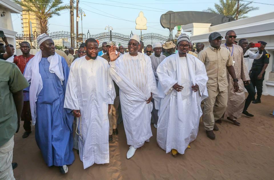 Visite du chef de l'État à Touba : le Khalife des mourides interdit toute huée