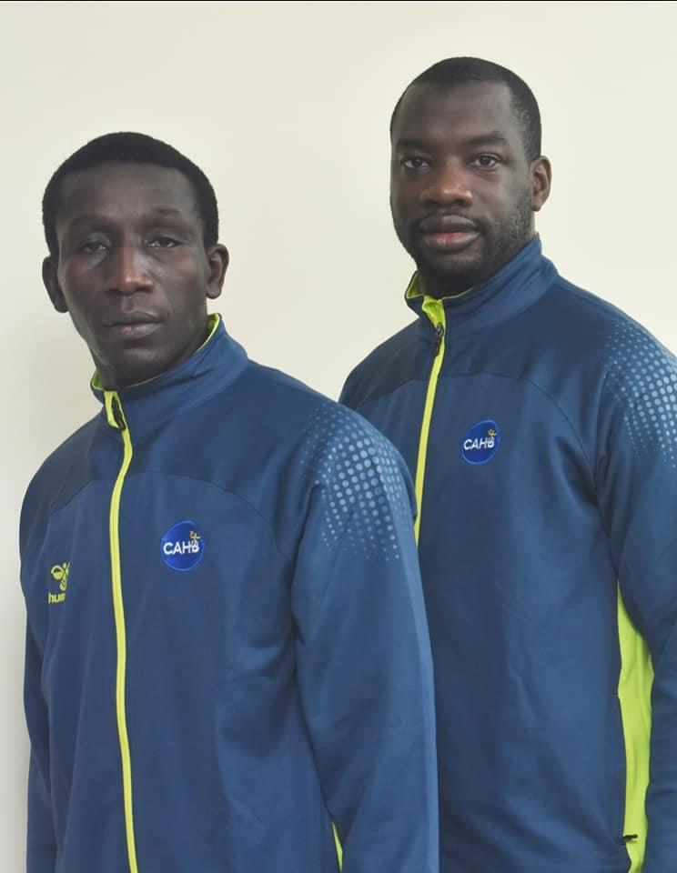 Handball : deux arbitres sénégalais ont sifflé la finale du championnat d'Afrique des vainqueurs de coupe