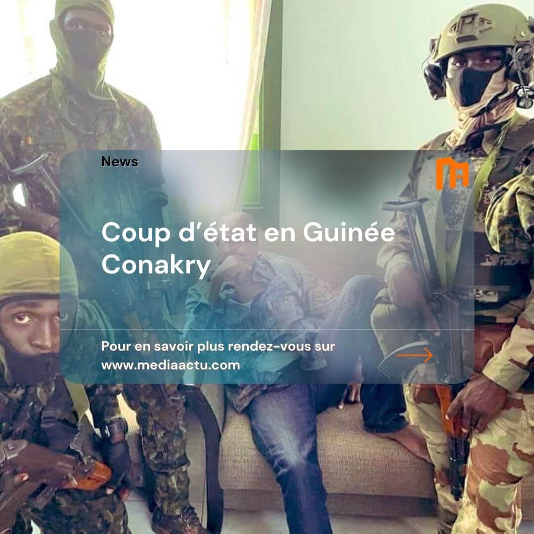 La CEDEAO suspend la Guinée et exige la libération d'Alpha Condé avec effet immédiat