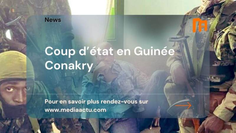 Guinée : les Putschistes invitent les responsables de la société civile et des partis politiques à une rencontre (Communiqué)