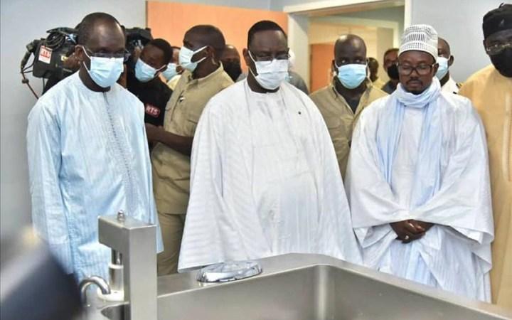 Touba : le nouvel hôpital, une matérialisation du programme de modernisation des hôpitaux (Macky Sall)