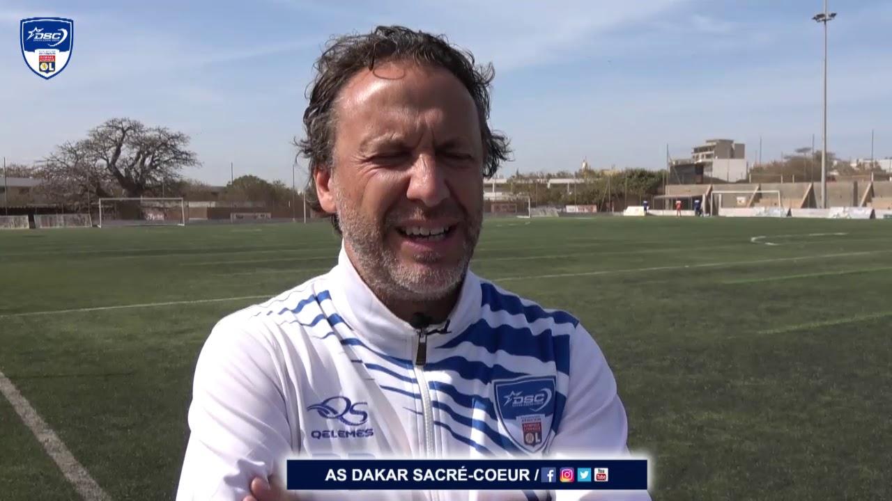 Coupe CAF: Bruno Rohart, coach de Diambars: «Nous allons utiliser cette jeunesse, pour faire la différence »