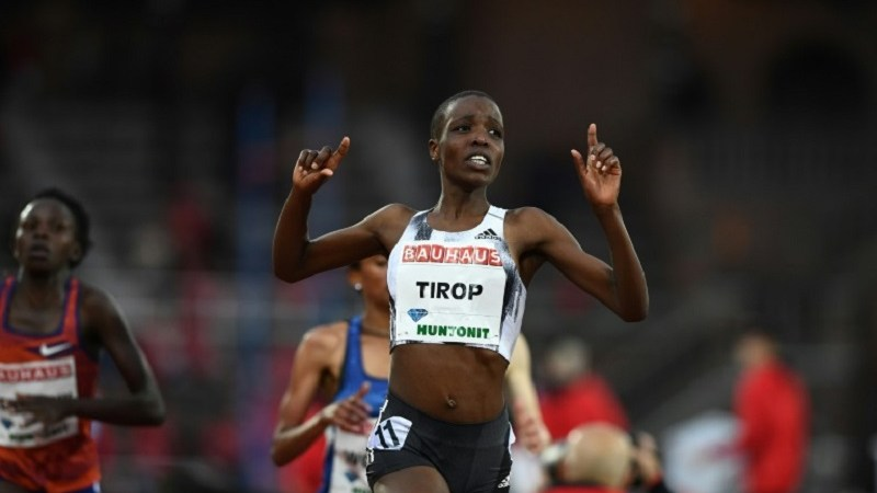 Drame :l'athlète kényane AgnesTirop poignardée à mort