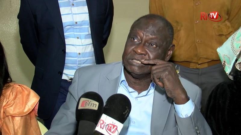 Nécrologie : décès du président du club Saltigué de Rufisque, Mamadou Cora Fall