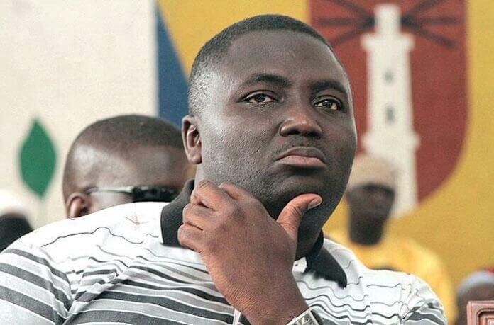 Investiture de Bamba Fall , Yewwi Askan Wi dément