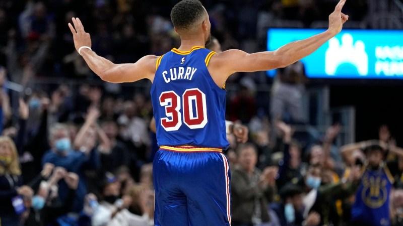 NBA | Récap de la nuit : Steph Curry magistral, lourde défaite de Milwaukee face à Miami
