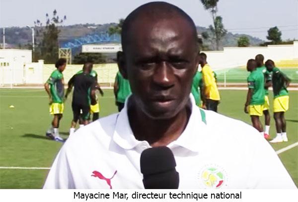 Equipe nationale : Mayacine Mar note une progression dans le jeu des Lions