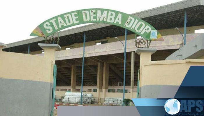 Stade Demba Diop: le projet de réhabilitation et de modernisation avance à grands pas