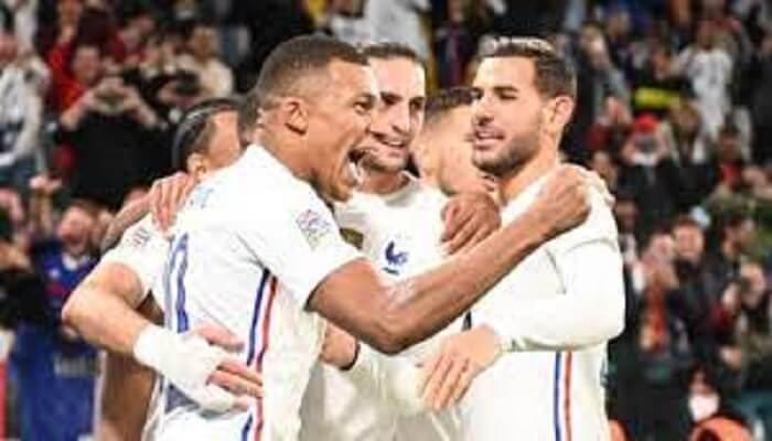 Ligue des Nations: la France bat la Belgique et retrouve Espagne en finale