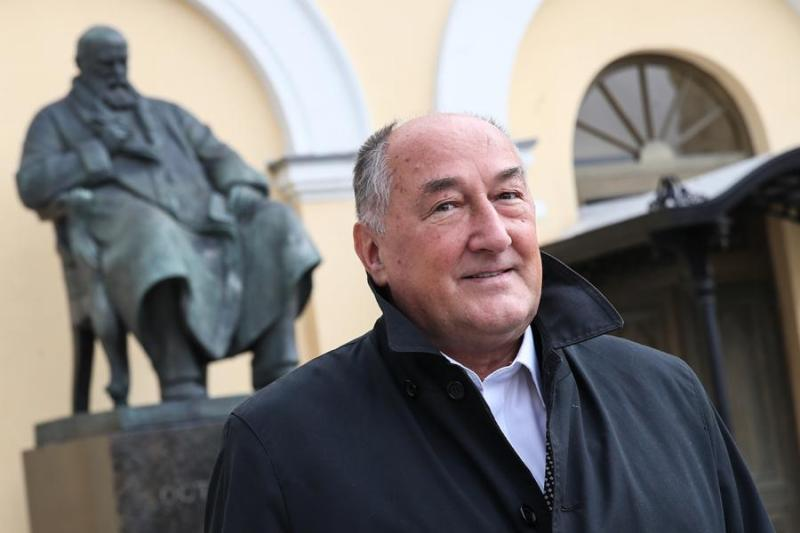 Умер Борис Клюев