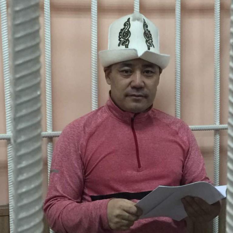 К власти в Киргизии пришел Садыр Жапаров