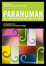 Buchcover zeigt farblich abwechslungsreich in Pop Art Manier verschiedene Elektrodenstränge, die Bestandteil des Cochlea Implantats sind