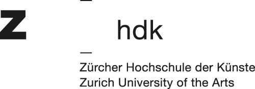 Logo Zurich University of the Arts