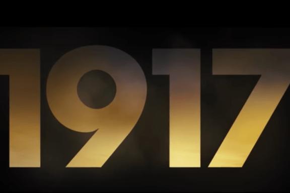 1917 Film Heading