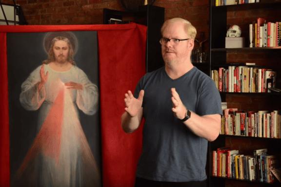 Divine Mercy Movie Trailer