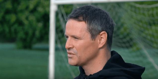Footballer to Priest Fr. Mulryan