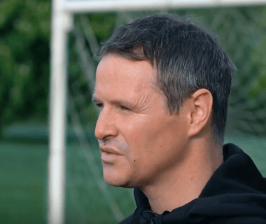 Footballer to Priest Fr. Mulryan