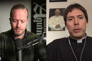 Matt Fradd & Fr. Mark Goring https://youtu.be/SiJ8b4Pxerg