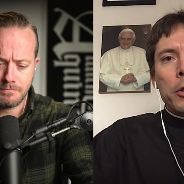 Matt Fradd & Fr. Mark Goring https://youtu.be/SiJ8b4Pxerg