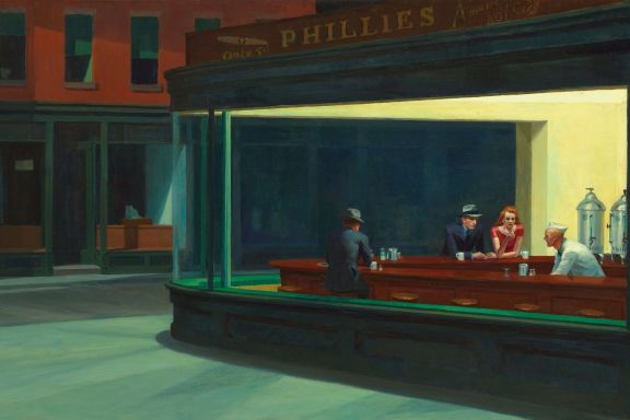 https://en.wikipedia.org/wiki/Nighthawks_(painting)#/media/File:Nighthawks_by_Edward_Hopper_1942.jpg
