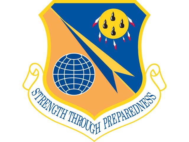 Air National Guard Base at 46th Street North and HWY 169