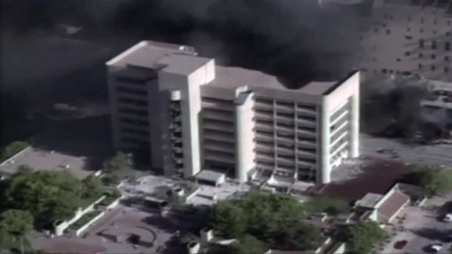 First responders reflect on Oklahoma City bombing on the
