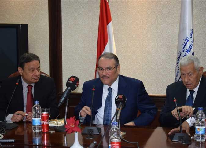 السفير السعودي بالقاهرة أنا مصري من مواليد الزمالك صور
