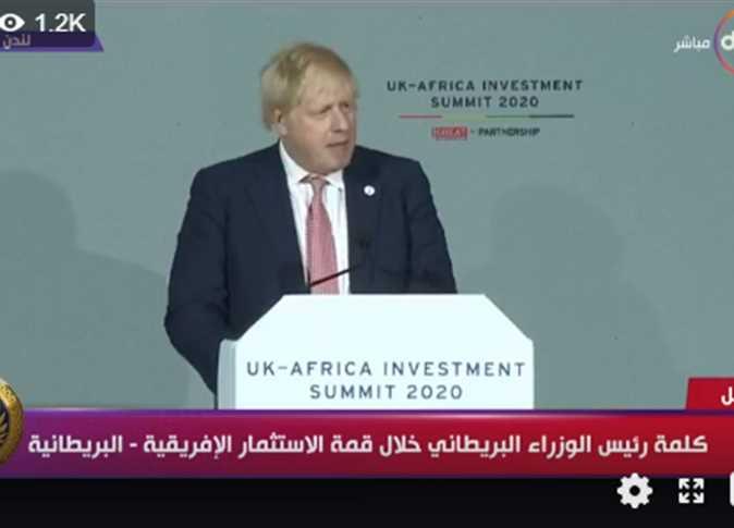 انطلاق فعاليات قمة أفريقيا بريطانيا للاستثمار بحضور السيسي بث