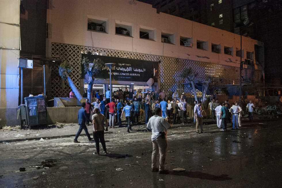 اليمن يدين الحادث الإرهابي الذي وقع في محيط منطقة القصر العيني بمصر
