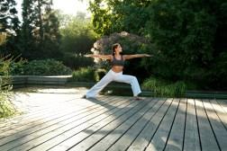 Media Bakery ID: NVC0000556 Woman doing yoga