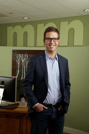 Matt Crenshaw, president of Mother Nature Network
