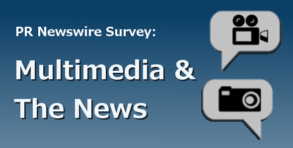 Multimedia and the News Survey for Journalists and Bloggers