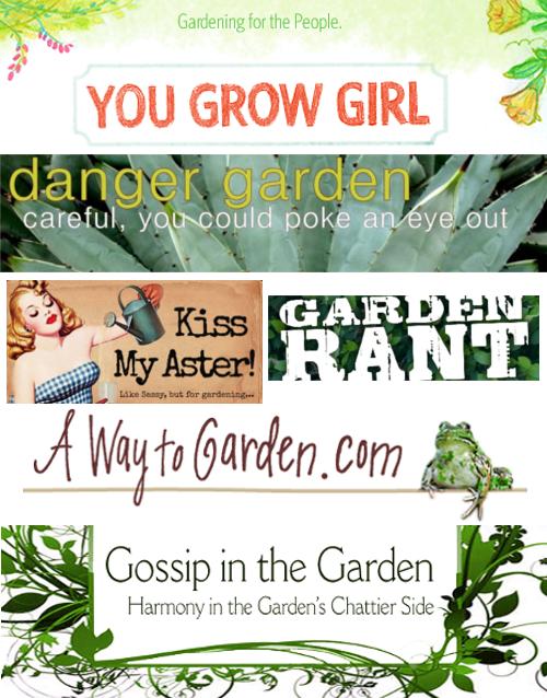 Garden Blogs