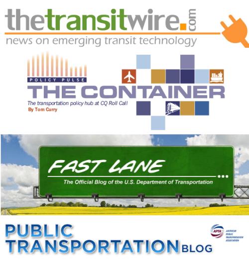 Transit Blogs We Love