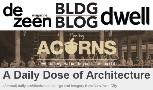 Building & Architecture Blogs We Love
