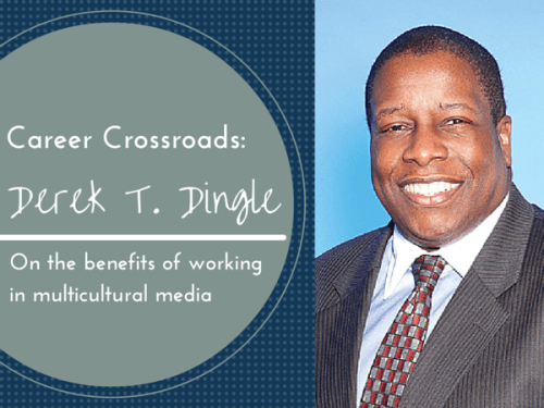 Career Crossroads Derek T. Dingle