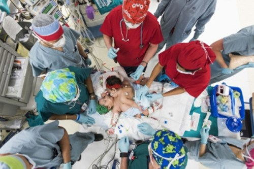 Source PRNewsFoto/Texas Children's Hospital
