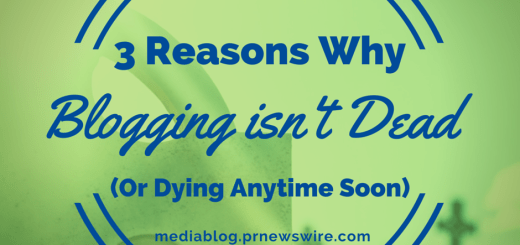 3 reasons blogging isnt dead