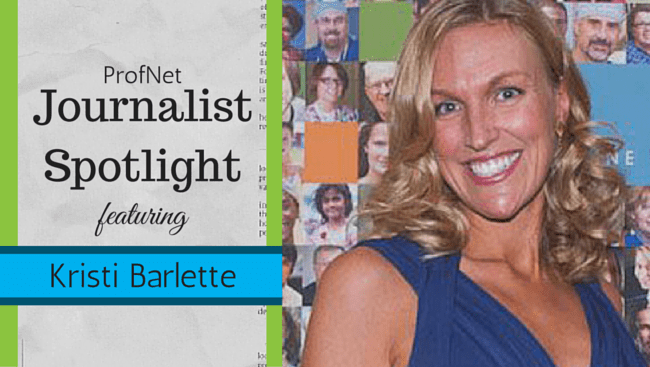 journalist spotlight kristi barlette