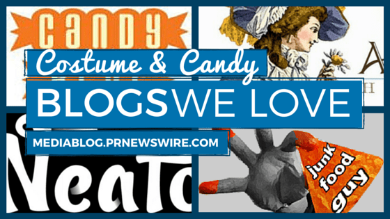 Costume and Candy Blogs