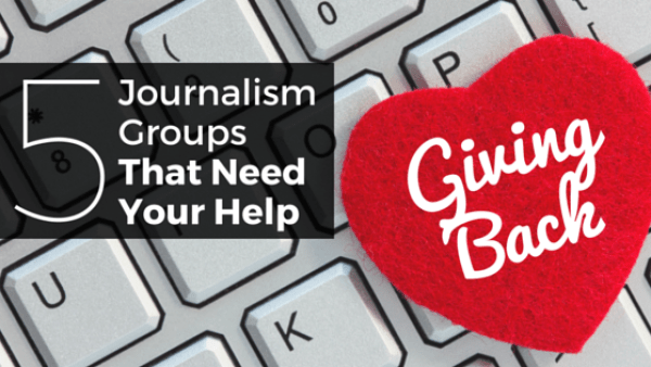 Journalism and Writing Groups to Donate to