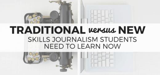 Skills Journalism Students Need