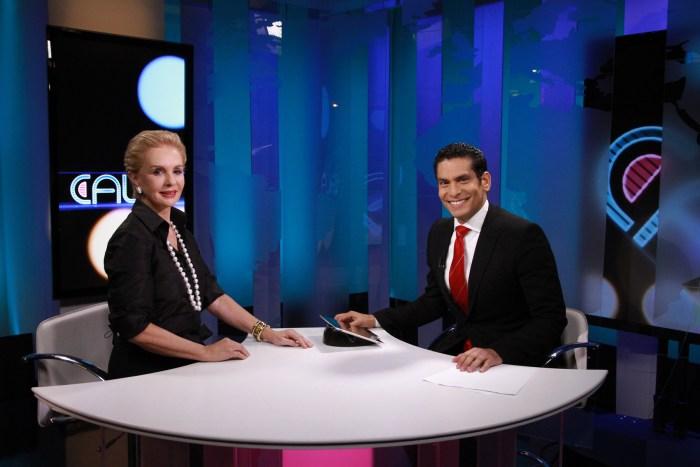 CNN CALA Carolina Herrera
