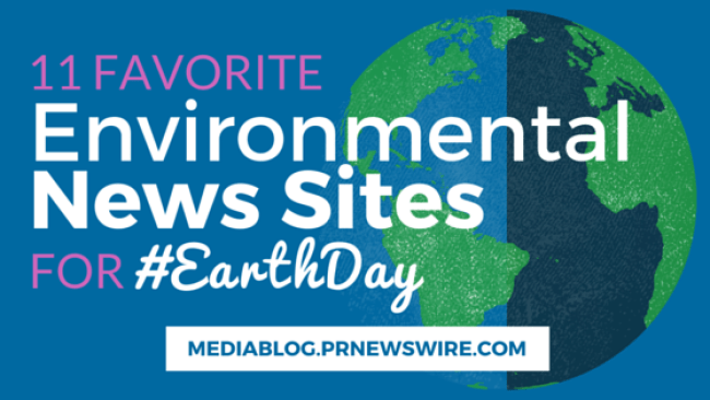 top environmental news sites