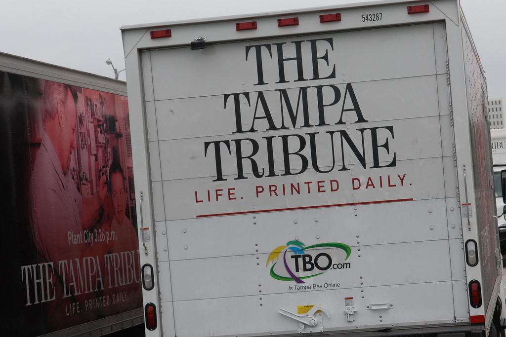 Tampa Tribune Headquarters