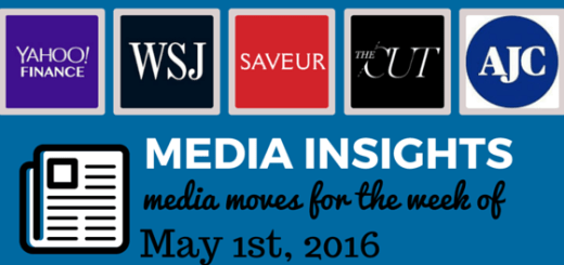 Media news and moves