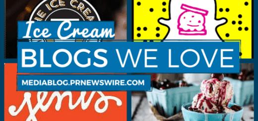 ice cream blogs